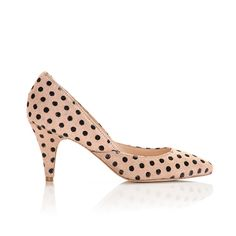 Polka dots!!!!!   Loeffler Randall Tamsin Classic Pump | Pumps | LoefflerRandall.com