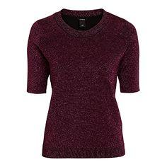 Glittrig tröja Rosa