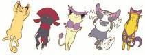 dog pokemon - Google Search