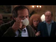 "This is from National Lampoon's ""Christmas Vacation"". When Clark flips out."