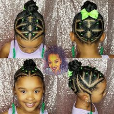 ✔ Hairstyles For Kids Girls Braids # cute Braids for kids Toddler Braided Hairstyles, Black Kids Hairstyles, Cute Little Girl Hairstyles, Little Girl Braids, Baby Girl Hairstyles, Natural Hairstyles For Kids, Braids For Kids, Girls Braids, Natural Hair Styles