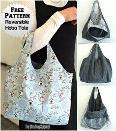 hobo bag...free pattern