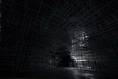 Stunning Light Show Puts You Inside An Electrical Storm   The Creators Project
