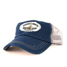 Americas Orginal Homeland Security Trucker Hat by The Right to Keep & Bear Arms, http://www.amazon.com/dp/B00CF1S91E/ref=cm_sw_r_pi_dp_rIdCrb0D5WE85