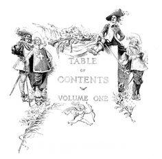 Maurice Leloir - Three musketeers