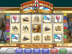 is a travel seemed adventure machine that was developed by The for around the world c is available across many of the slot machine providers and it's available for real play in some of the world's leading digital casinos. Free Games, Games To Play Now, World C, Free Slots, Play Online, Casino Bonus, Casino Games, Online Gratis