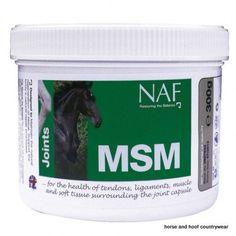 Natural Animal Feeds MSM Pure A rich source of bio-available sulphur Contains pure optiMSM the only MSM distilled for its purity rather than crystallised.
