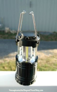 BYBLight Portable Camping Lantern