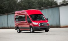 Van Damn! 2015 Ford Transit 350 Tested, Rules All - Photo Gallery of Instrumented Test from Car and Driver - Car Images - Car and Driver