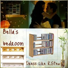 twilight bella s room decor pinterest