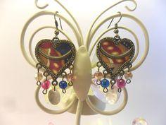 Rosa Chá Atelier : Brincos , Fabric earrings
