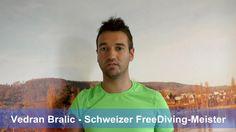 Freediving & Apnoe-Tauchen Meister verrät sein Erfolgsgeheimnis