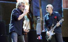 The Who no Sao Paulo Trip. Festival vai acontecer em setembro no Allianz Parque. Tirando The Cult, todas as bandas tocam também no Rock in Rio 2017.