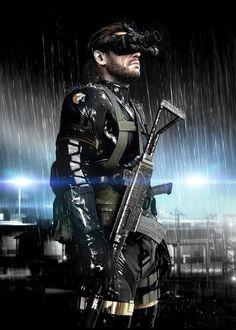 オープンワールドの新作タイトル『Metal Gear Solid Ground Zero』が発表 - Game*Spark