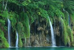 Plitvice by raisethedead  on 500px.