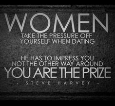 Dating Advice from @Steve Benson Harvey!