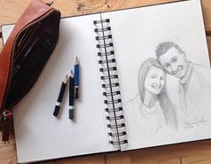 """Check out new work on my @Behance portfolio: """"you and me -sketchbook"""" http://be.net/gallery/43421519/you-and-me-sketchbook"""