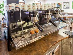 Branding for the Bavarian Roasting Company. Roasting Company, Latte Art, Packaging Design Inspiration, Espresso Machine, Coffee Maker, Kitchen Appliances, Branding, Behance, Espresso Coffee Machine