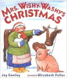 Buy Mrs Wishy-Washy's Christmas by Joy Cowley at Mighty Ape Australia. What better way to celebrate the holidays than with lovable Mrs Wishy-Washy and her barnyard clan? Joy Cowley and Elizabeth Fuller have brought all ou. Guided Reading Activities, Kindergarten Activities, Book Activities, Preschool Books, Children Activities, Preschool Curriculum, Preschool Christmas, Christmas Activities, Winter Activities