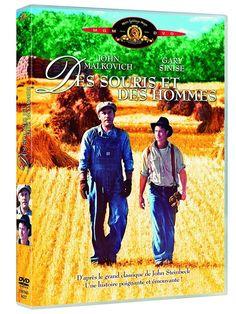 Des souris et des hommes avec John malkovich et Gary Sinise - DVD