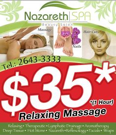Real massage by real prossionals