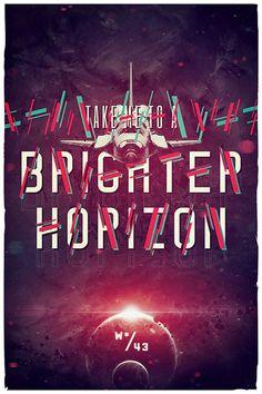 A Brighter Horizon by Michael Schmid