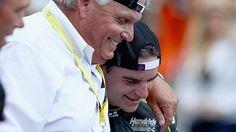 Jeff Gordon to run final full-time NASCAR season in 2015 January 2015 News Flash Nascar Season, Rick Hendrick, Jeff Gordon Nascar, Michael Waltrip, Clint Bowyer, Kyle Larson, Jimmy Johnson, Matt Kenseth, Nascar Racing