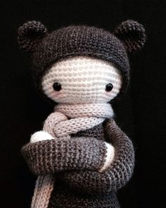Ravelry: Tarotgaladriel's Bina the bear