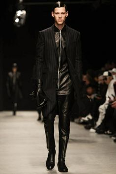 Juun J. Menswear Fall Winter 2014 Paris - NOWFASHION