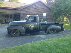 Rambo819's 1949 Chevy 3100