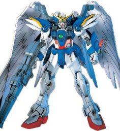 EW-01 W-Gundam Zero Custom, High Grade
