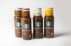 Starbucks Launches New Iced CoffeeLine - The Dieline -