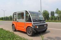 2 dvere 5seaters veľký priestor auto na elektrický pohon bez vodičského preukazu