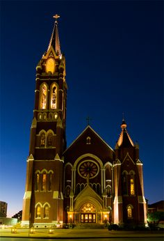 The Cathedral Shrine of the Virgin of Guadalupe - Dallas, TX