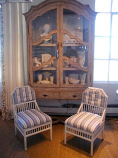 Betsy Speert's Blog: Redoing rattan chairs, cont.!!! (Or, how I did the backs!!!)