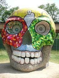 Artist Niki de Saint Phalle...Missouri