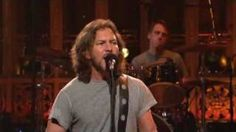 Pearl Jam - Unthought Known (Live on SNL)  *feel the sky blanket you with gems & rhinestones...see the path cut by the moon for you to walk on
