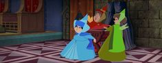 Disney Animation: Sleeping Beauty