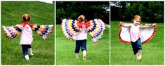 Every grand child will need wings