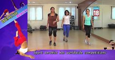 Aerobics Performance by Trainer Part 1/4 - Channel18