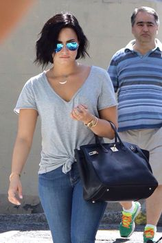 Demi Lovato in Vancouver - July 19th