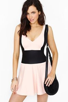 Nasty Gal Pretty Schemes Dress