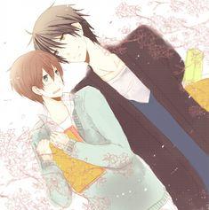 Ritsu + Takano