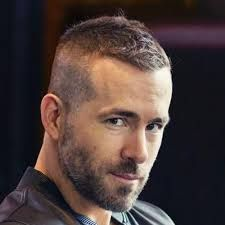 Image result for crew cut receding hairline
