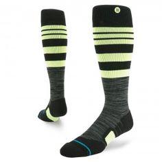 Stance Augite All Mountain Snow Socks - Black