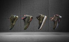 Nike Sneakerboots Holiday 2015