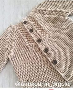 Knitting For Kids Baby Knitting Patterns Baby Patterns Stitch Patterns Layette Baby Items Crochet Baby Baby Booties Baby Sweaters Baby Girl Cardigans, Baby Boy Sweater, Knitted Baby Cardigan, Toddler Sweater, Hand Knitted Sweaters, Girls Sweaters, Baby Coat, Cardigan Pattern, Knitting For Kids