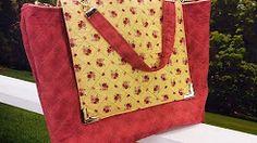 (3) arte brasil bolsas de tecido - YouTube