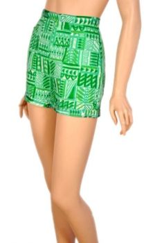 50's sun shorts