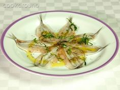 Acciughe al limone: Ricetta Tipica Liguria | Cookaround